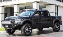 Siêu bán tải giá 2 tỷ đồng Ford F-150 SVT Roush Raptor