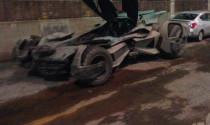 Siêu xe Batmobile 2016 lộ diện