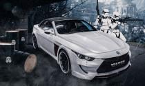 Ấn tượng với BMW M6 phiên bản Star Wars có một không hai