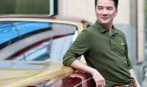 Cận cảnh xe hơi mạ vàng 40 tỷ của Mr Đàm