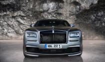 Rolls-Royce Wraith bản độ đầy nam tính của Spofec