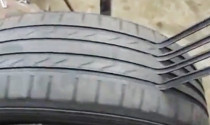 Video hot trong tuần: Tuyệt chiêu biến lốp cũ thành lốp mới