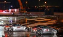 Cặp Nissan 370Z lập kỷ lục drift xa nhất thế giới