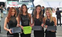 """Detroit Auto Show 2015: Dàn người mẫu """"gây sốt"""" hơn cả xe"""
