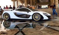 McLaren P1 mạ vàng độc nhất của quý tộc Malaysia