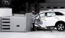 Kia Sorento 2016 đạt điểm an toàn cao nhất