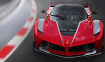 Ferrari kể chuyện thiết kế FXX K
