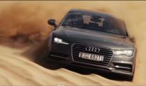 "Audi A7 Sportback""nghịch cát"" ở Dubai"