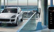 BMW và Porsche đồng loạt tung ứng dụng điều khiển xe cho Apple Watch