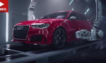 Audi R8 sinh ra RS3 Sportback