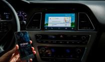 Hyundai Sonata là mẫu xe đầu tiên sử dụng Android Auto