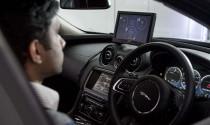 """Jarguar Land Rover """"khoe"""" công nghệ an toàn bằng cách đo… sóng não"""