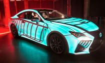 """Lexus RC-F, xe đầu tiên có """"nhịp tim"""""""