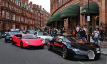 Nẹt pô tại London chủ siêu xe có thể phải ngồi tù