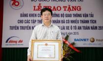 Ford Việt Nam nhận bằng khen của Bộ Giao Thông Vận Tải