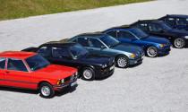 Lịch sử 40 năm dòng xe 3-Series của BMW