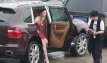 Ngắm bộ sưu tập siêu xe của Ngọc nữ Lưu Diệc Phi