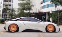 Ngắm BMW i8 độ mâm Rotiform