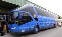 """Những """"siêu buýt"""" của các CLB bóng đá hàng đầu châu Âu"""