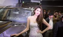 Những bóng hồng xinh đẹp tại lễ khai trương Showroom Mercedes-Benz Vietnam Star