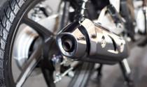 Bí mật hệ thống ống xả trên xe máy