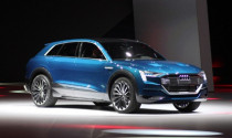 Audi ứng dụng màn hình Amoled trên phiên bản concept mới nhất