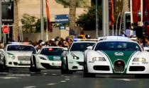 10 mẫu xe cảnh sát nhanh nhất thế giới