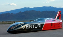 Chiếc xe nhanh nhất thế giới đã xuất hiện
