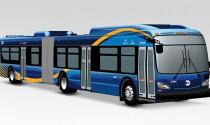 New York sắp đưa xe buýt triệu đô vào hoạt động