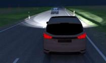 Ford phát triển công nghệ đèn pha chống loá tự động