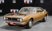 5 điều thú vị về chiếc Chevrolet Camaro đầu tiên