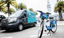 Ford hợp tác cùng các thành phố lớn phát triển giao thông mới