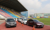 Hơn 400 xe ô tô được chăm sóc tại ngày hội iCar Care Day 2016