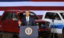 Tổng thống Obama nỗ lực thông qua các dự luật liên quan tới ô tô