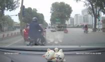 Cô gái Việt thoát chết dưới gầm xe container lên báo nước ngoài