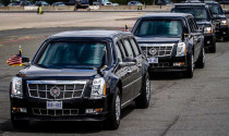 Donald Trump tiếp tục sử dụng xe limousine của Obama đến cuối năm 2017
