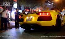 Tyler Ngo dùng Lamborghini Aventador 25 tỷ để mồi thuốc