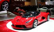 Ferrari trở thành thương hiệu ô tô mạnh nhất thế giới năm 2017