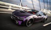"""BMW EVO i8 """"Dark Knight"""" - siêu xe của Người Dơi trong đời thực"""