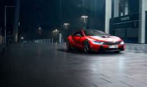 """BMW sẽ mang bản độ """"độc nhất vô nhị"""" i8 tham dự Geneva 2017"""