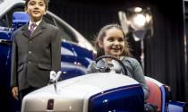 Rolls-Royce sản xuất ô tô cho trẻ em tại Bệnh viện Nhi