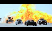 Chi 17 triệu USD sắm xe siêu sang cho phim bom tấn Fast and Furious 8