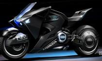 Honda ra mắt concept mô tô trong phim Ghost In The Shell