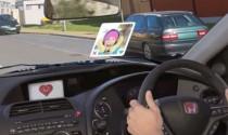 Honda H-Swipe – Tính năng hẹn hò trên xe ô tô