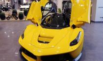 Seven Car Lounge, showroom sở hữu 4 mẫu Ferrari nổi tiếng