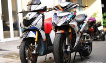 Cặp đôi Yamaha Exciter và Honda SH độ khủng nhất Việt Nam hội tụ