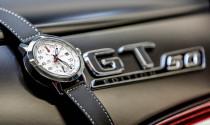 Ngắm chiếc đồng hồ kỷ niệm 50 năm ngày thành lập Mercedes-AMG của IWC