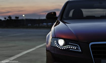 Tìm hiểu về đèn pha HID và đèn pha LED trong xe hơi