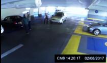 Tài xế bị hạ \'knock out\' sau va chạm giao thông