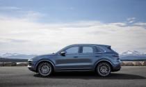 Ngập tràn công nghệ mới trên Porsche Cayenne 2018